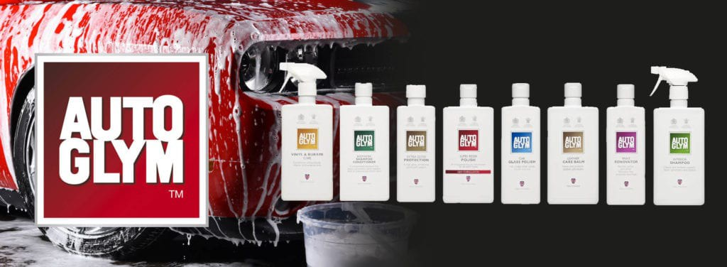 Autoglym the best choice