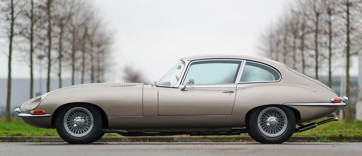 Jaguar E-type onderdelen